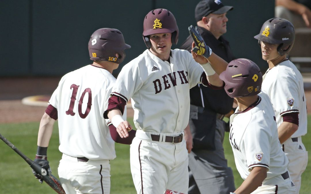 Chaz Montoya leads ASU baseball to rout of USC