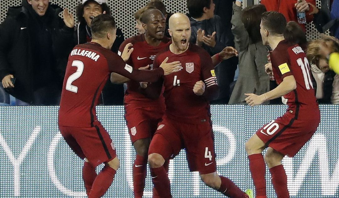 Fearless USMNT won't back down — and will think big with World Cup in sight