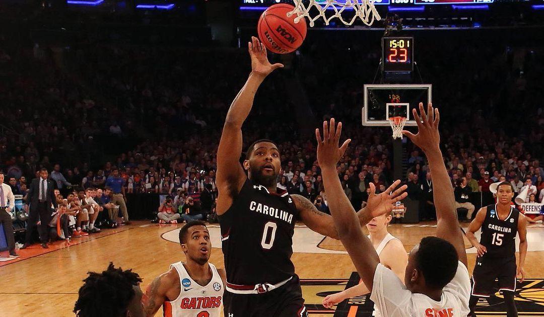 No. 7 South Carolina edges No. 4 Florida for trip to the Final Four