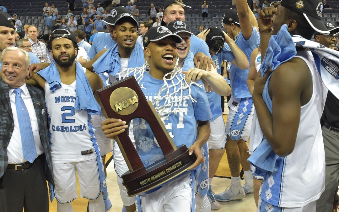 North Carolina has unfinished business at Final Four after wild Kentucky win