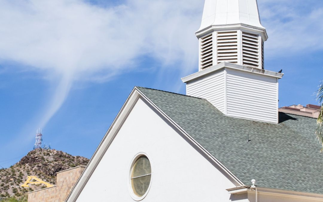 The First Congregational United Church of Christ holds last service