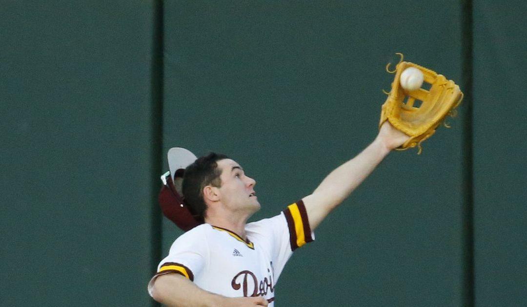 Arizona State baseball tops UNLV in Barry Bonds' return