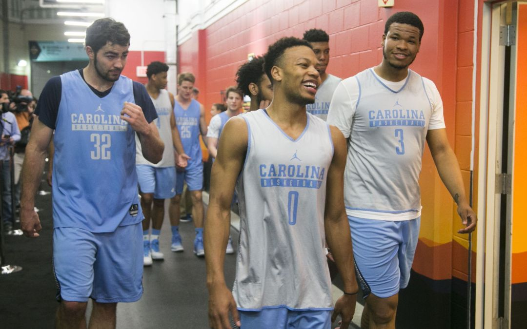 North Carolina Tar Heels looking for title redemption in Glendale