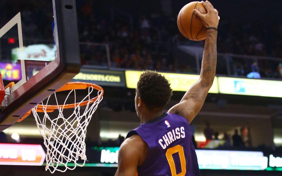 Phoenix Suns vs. Los Angeles Clippers