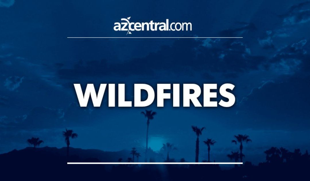 Crews battle small wildfire on Mt. Lemmon near Tucson