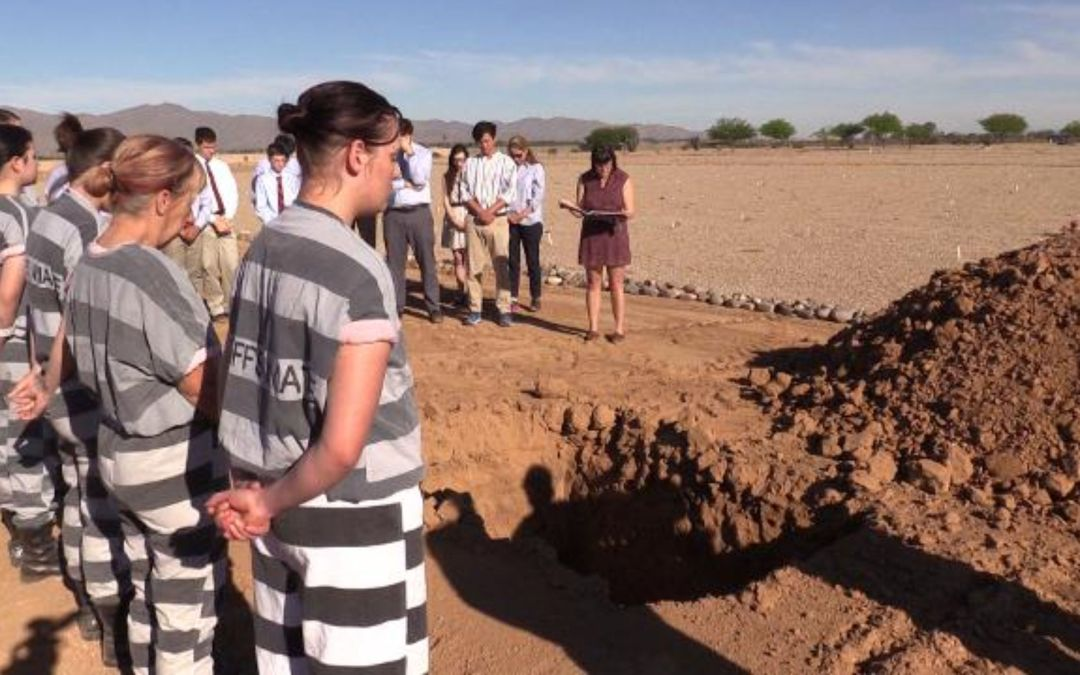 Baby boy abandoned at death, buried with strangers