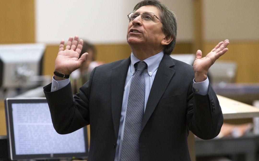 Bar charge dismissed against Arias prosecutor Juan Martinez