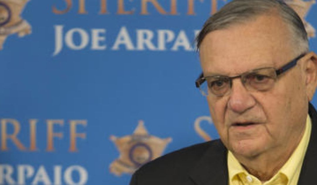 Former Sheriff Joe Arpaio's defense attorney officially cut loose