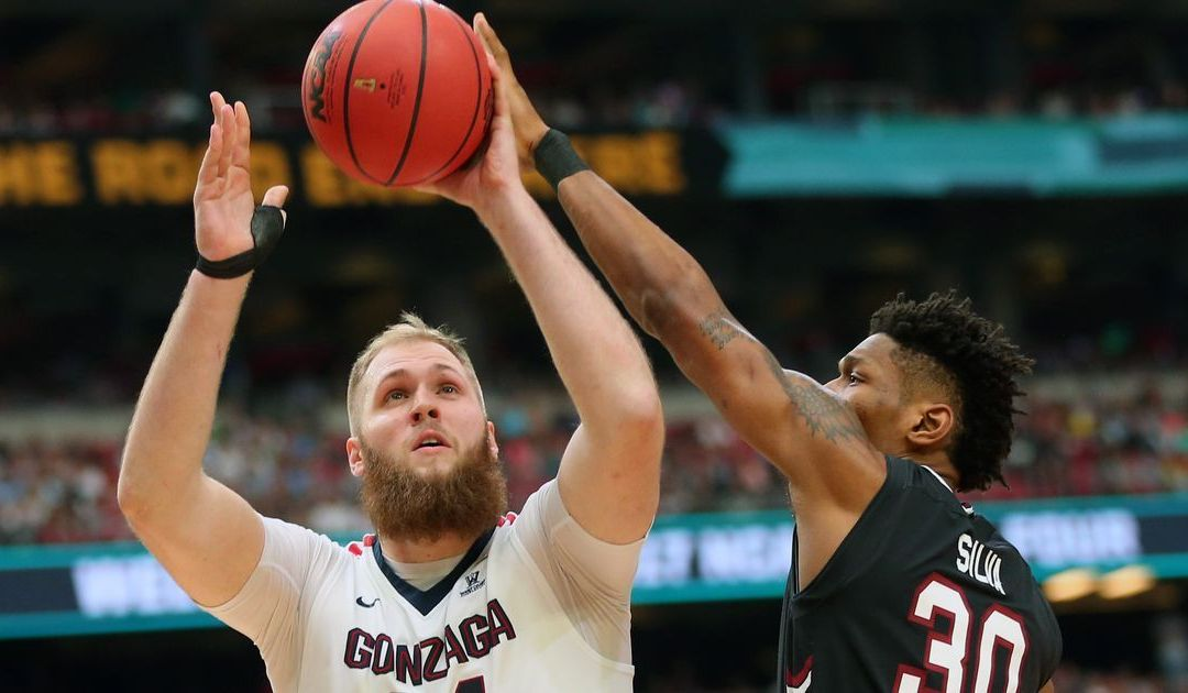Live at the Final Four: Gonzaga-South Carolina underway