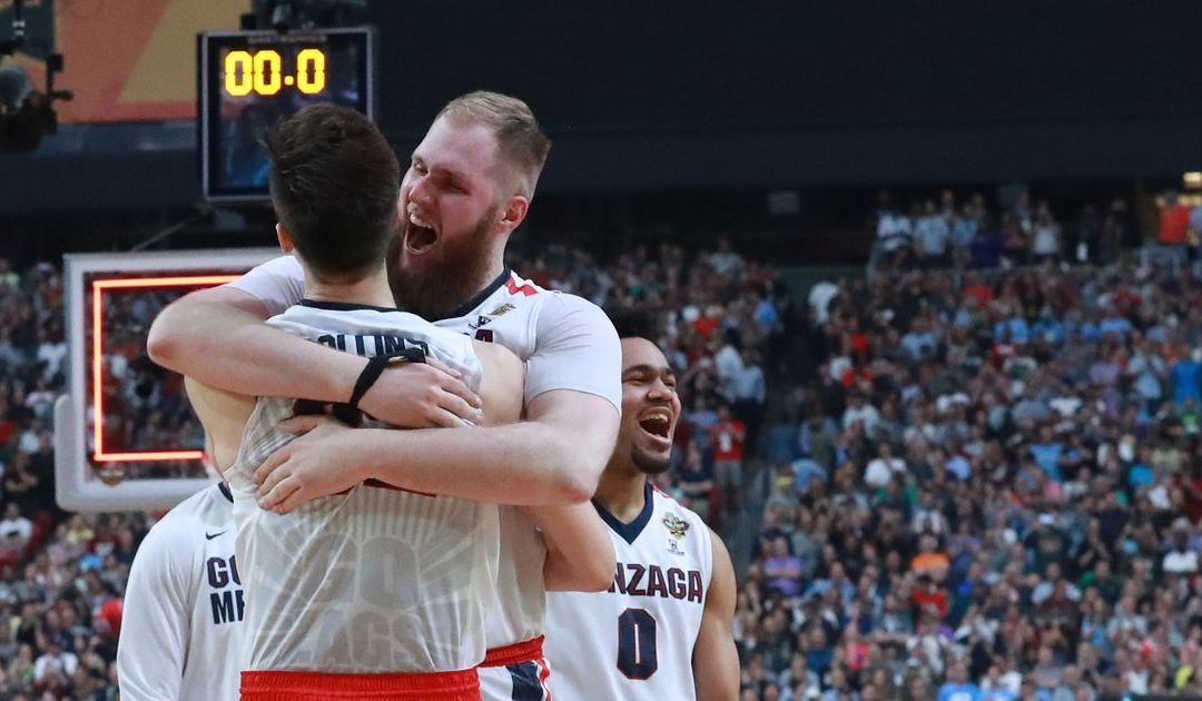 Gonzaga advances to national title game with win over South Carolina