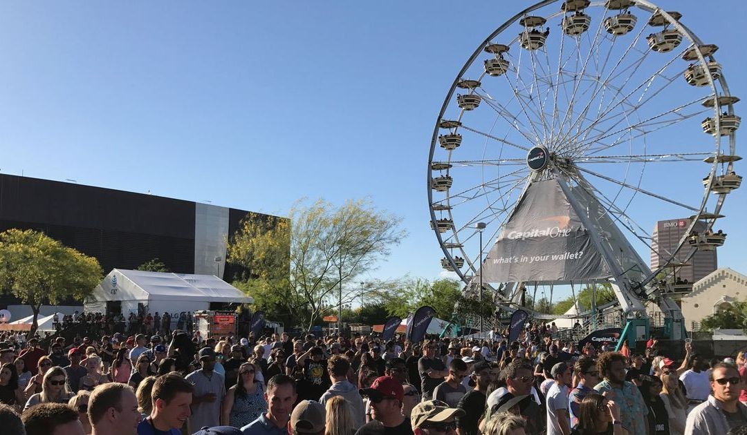 Final Four 2017 in Arizona: Concert hits capacity early