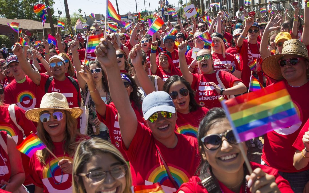 Day 2 of Phoenix Pride draws supporters, protests