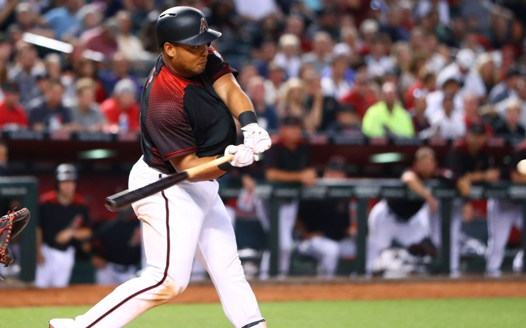 D-Backs' Yasmany Tomas trying to stay patient at the plate