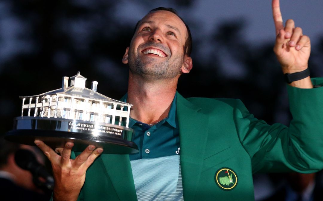 Sergio Garcia holds off Justin Rose to win Masters