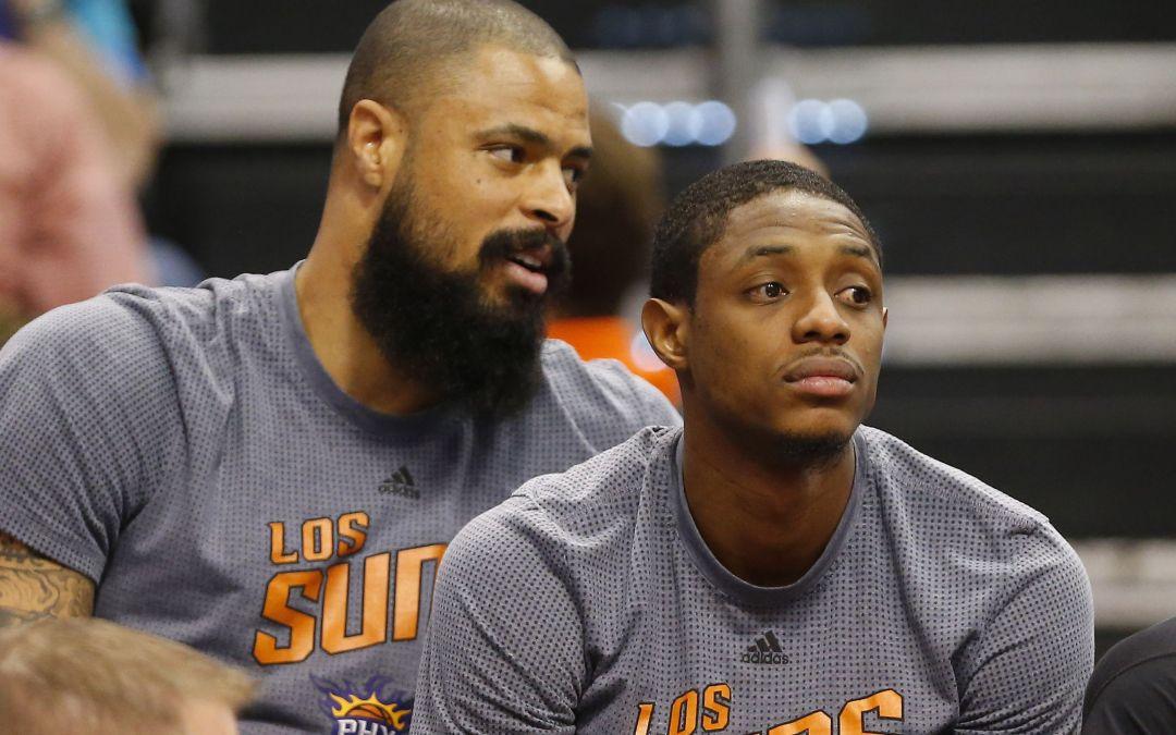 Brandon Knight, Tyson Chandler face uncertain Suns futures