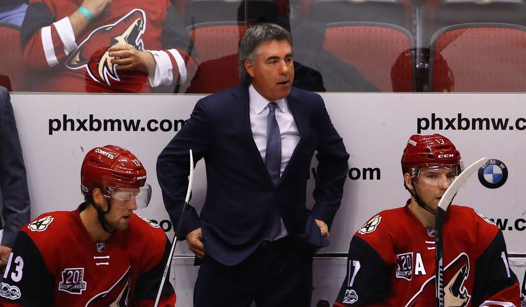 Arizona Coyotes brass to discuss roster in coming weeks