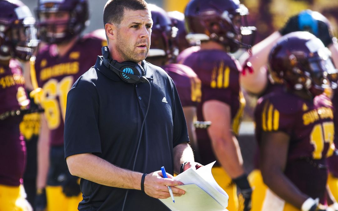 Billy Napier wins ASU football players over with openness