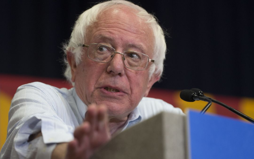 Bernie Sanders in Mesa; 100 degrees possible; a waiting period to legally text and drive?