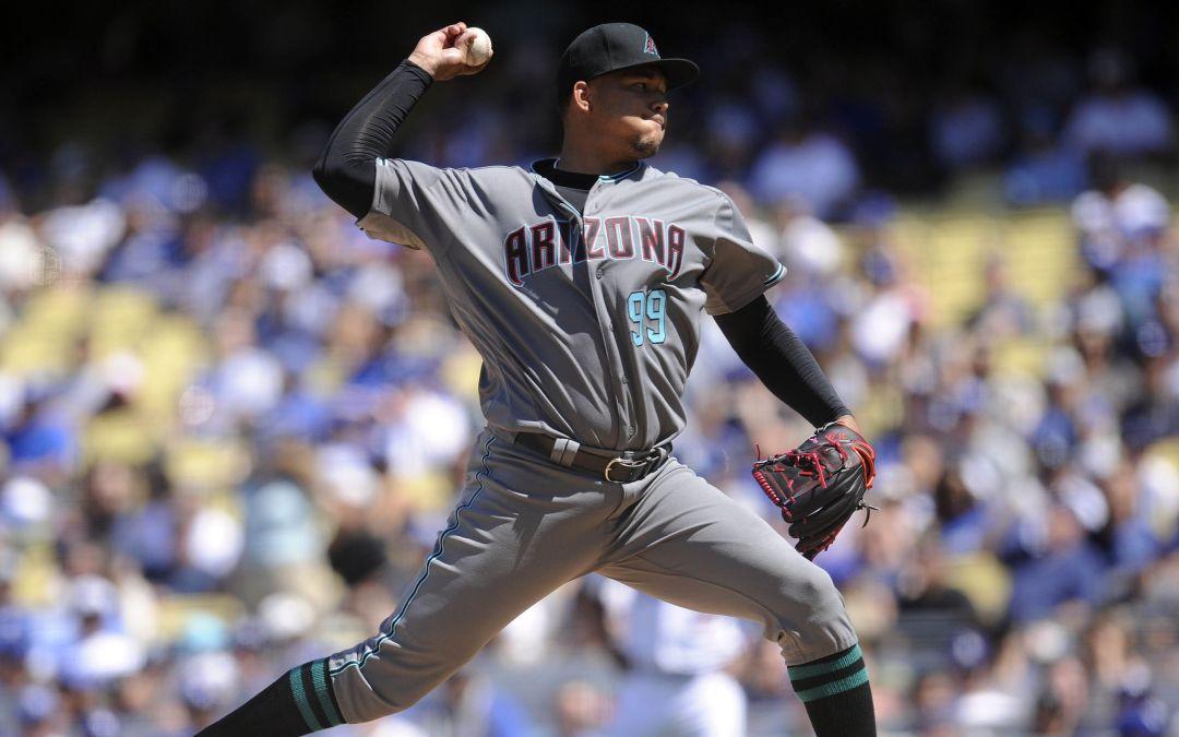 Diamondbacks sharp as Taijuan Walker, bullpen shut down Dodgers