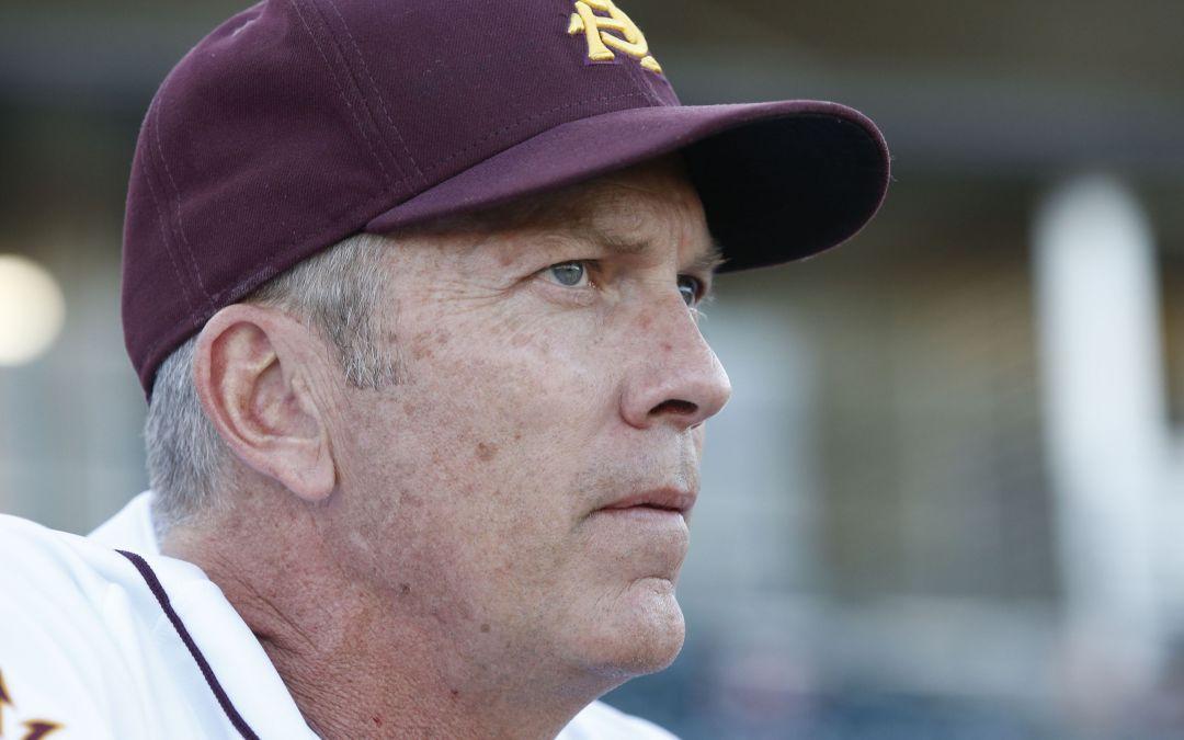 ASU baseball seeks fifth straight win at UNLV