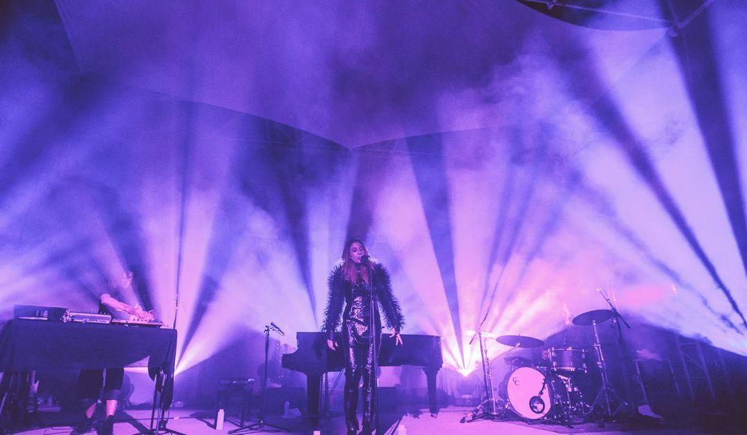 Follow along at FORM Arcosanti, Arizona's most unique music festival with Solange, Skrillex