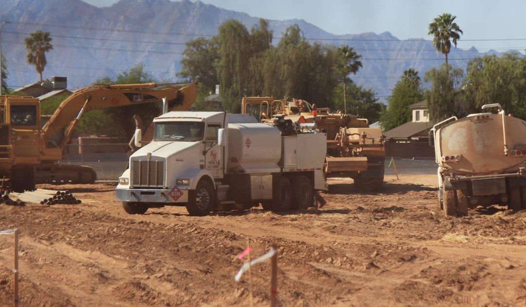 Infant remains found at Phoenix construction site, police say