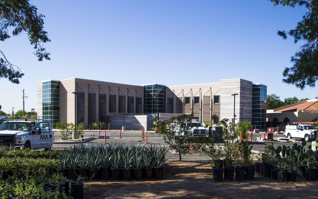 Expansion breathes new life into Banner Behavioral's Scottsdale hospital