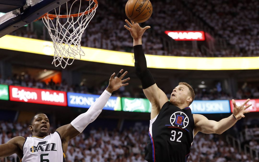 Clippers announce Blake Griffin to miss rest of playoffs with toe injury