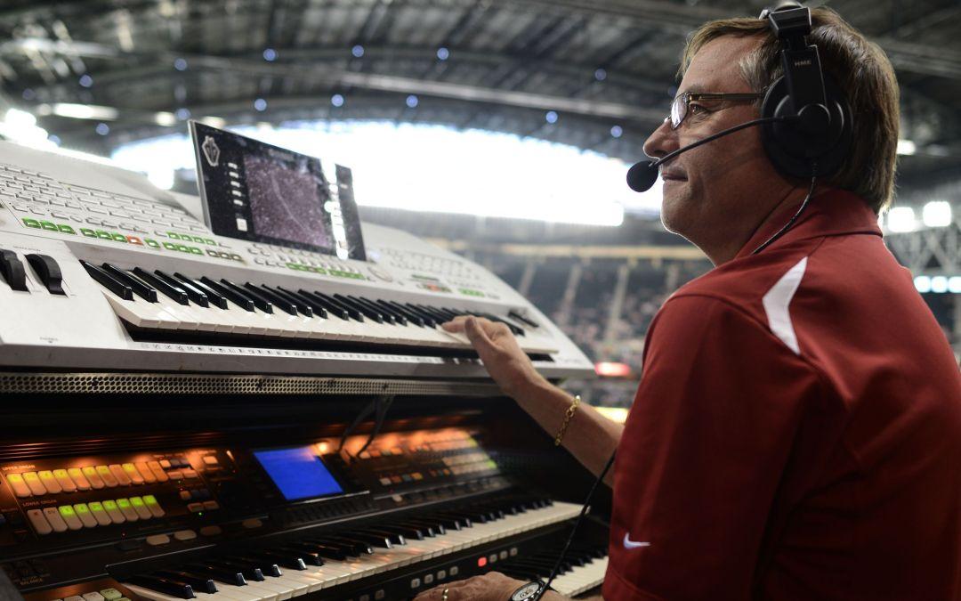 Is the organist behind all these Diamondbacks wins?