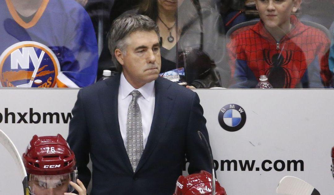 Arizona Coyotes fall 3 spots, receive No. 7 pick at NHL draft lottery