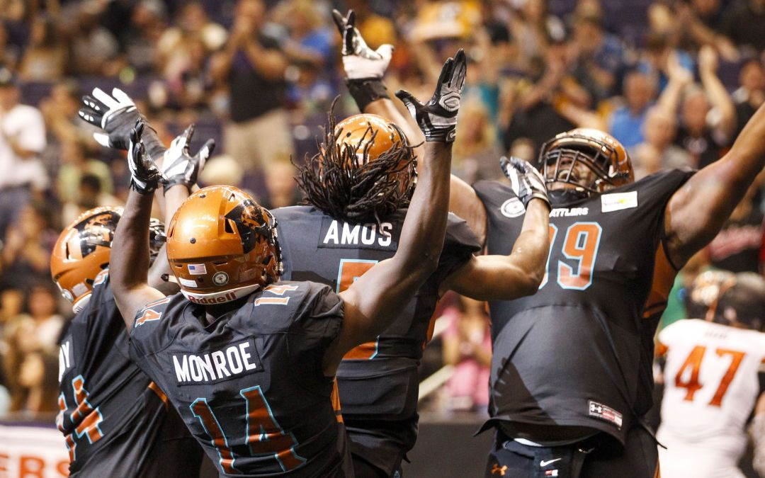 Ex-Arizona Western RB Darrell Monroe becoming face of Rattlers