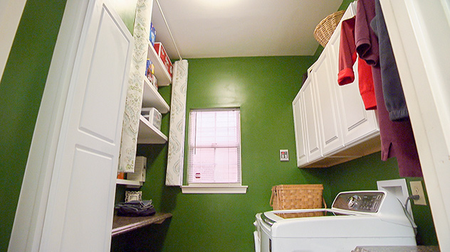 Updating the Laundry Room | Today's Homeowner