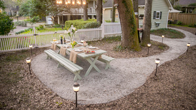 Using Paver Base as an Outdoor Surface