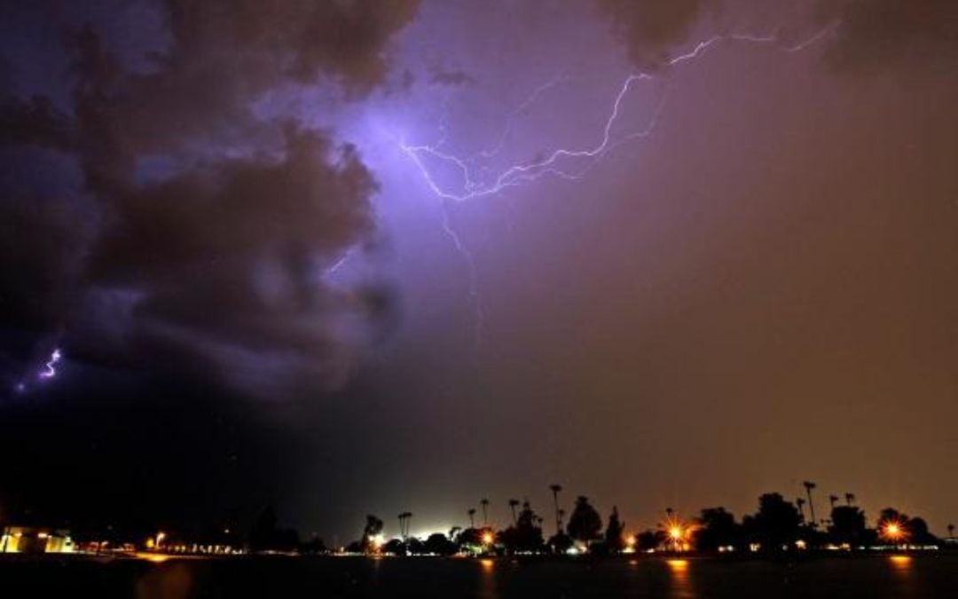 Tips for driving in monsoon storms