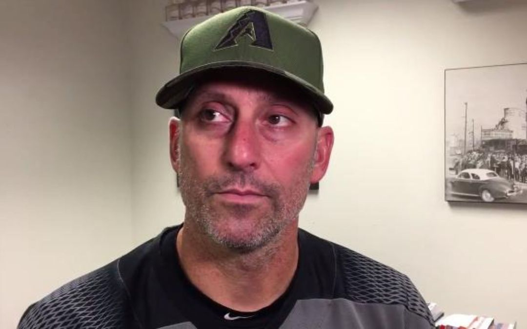 Torey Lovullo on Patrick Corbin's outing, loss to Brewers