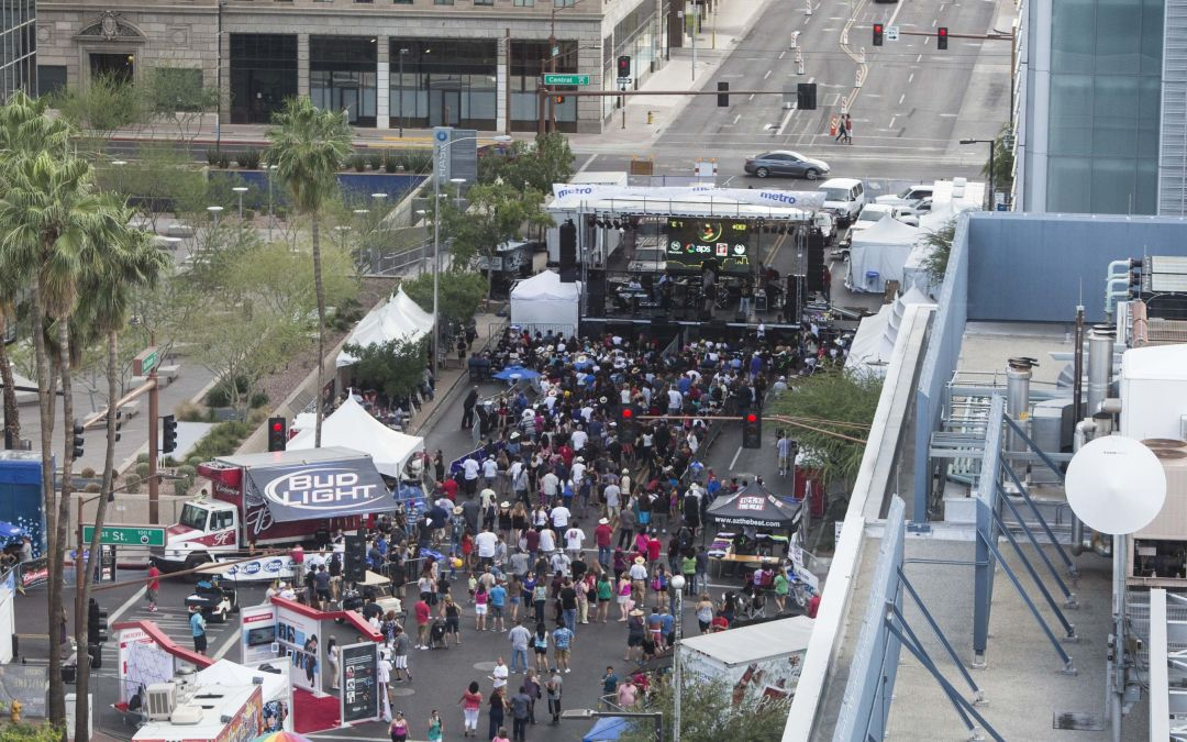 Celebrate the 2017 Cinco de Mayo Phoenix Festival on May 7