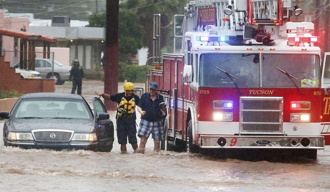 Tucson more likely to feel the impact of extreme weather