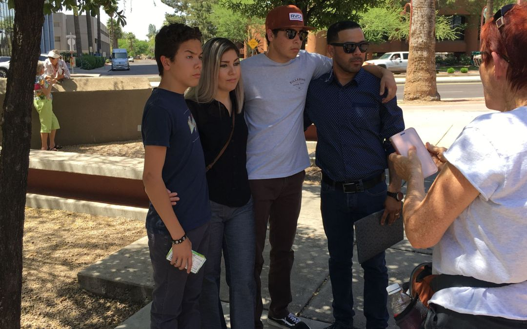 ICE deports Mesa man when he arrives for scheduled check-in