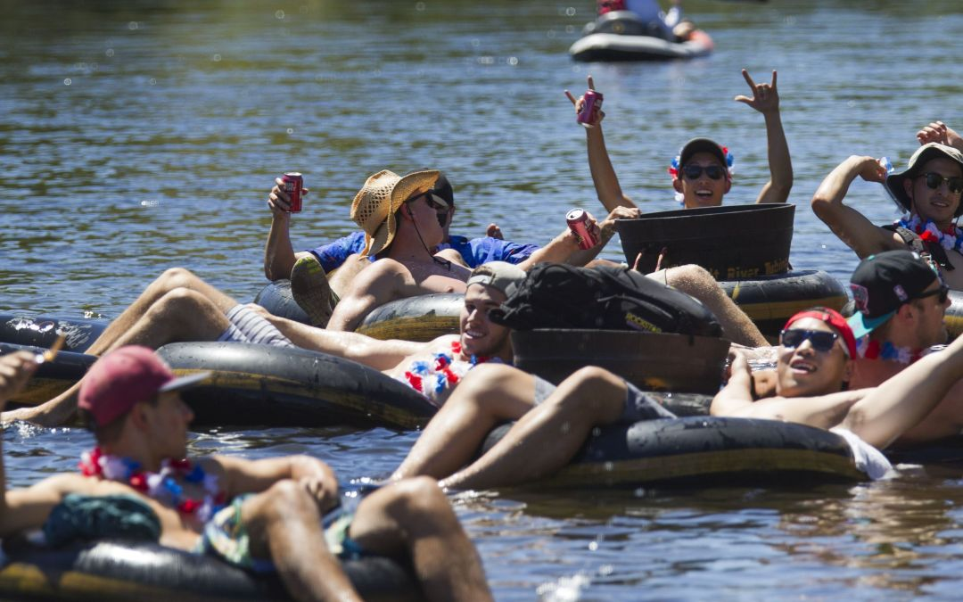 Cool off! Salt River Tubing opens May 1 for the 2017 season