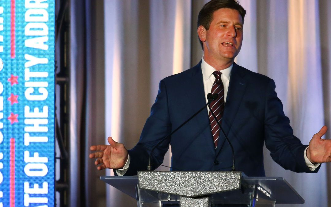 Photos: Phoenix Mayor Greg Stanton's State of the City 2017