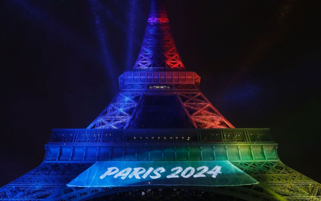 Could Los Angeles' Olympic bid benefit from French election?