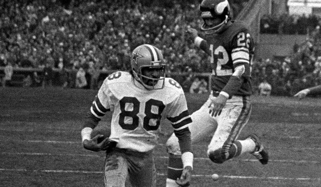 Drew Pearson's NFL draft moment should be reminder of his Hall of Fame case