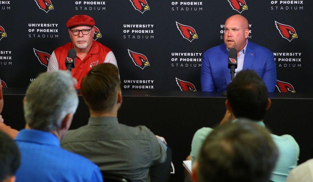 Arizona Cardinals make a move after draft?