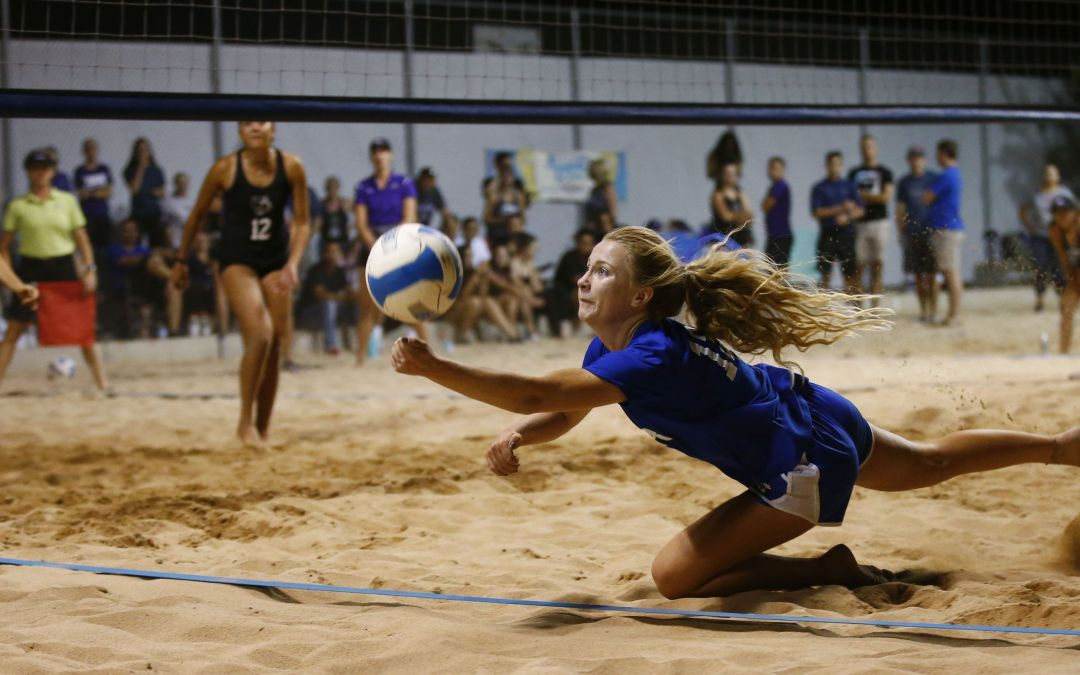 2017 Arizona high school beach volleyball state tournament