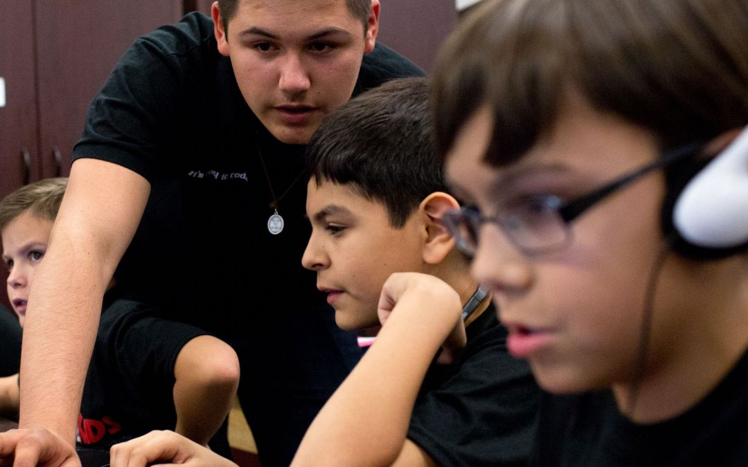 iCode Kids helping students develop both tech and life skills