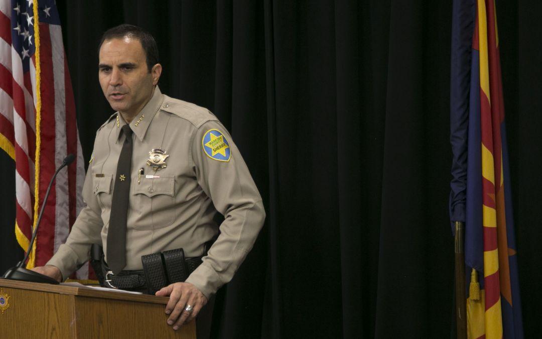 Maricopa County Sheriff Paul Penzone responds to budget cuts
