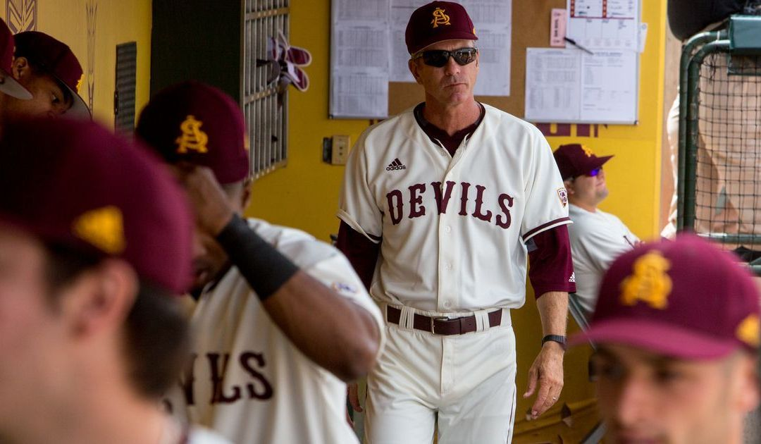 ASU baseball continues pursuit of winning record at Washington