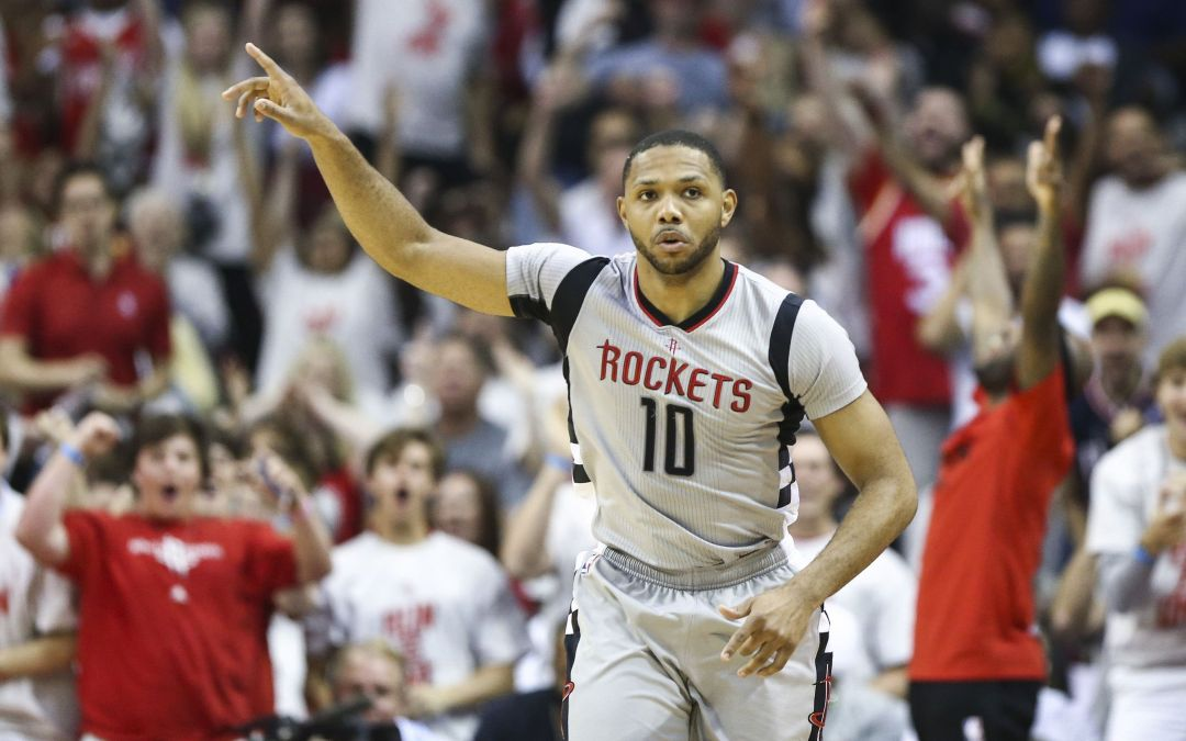 Five takeaways from Houston's Game 4 win