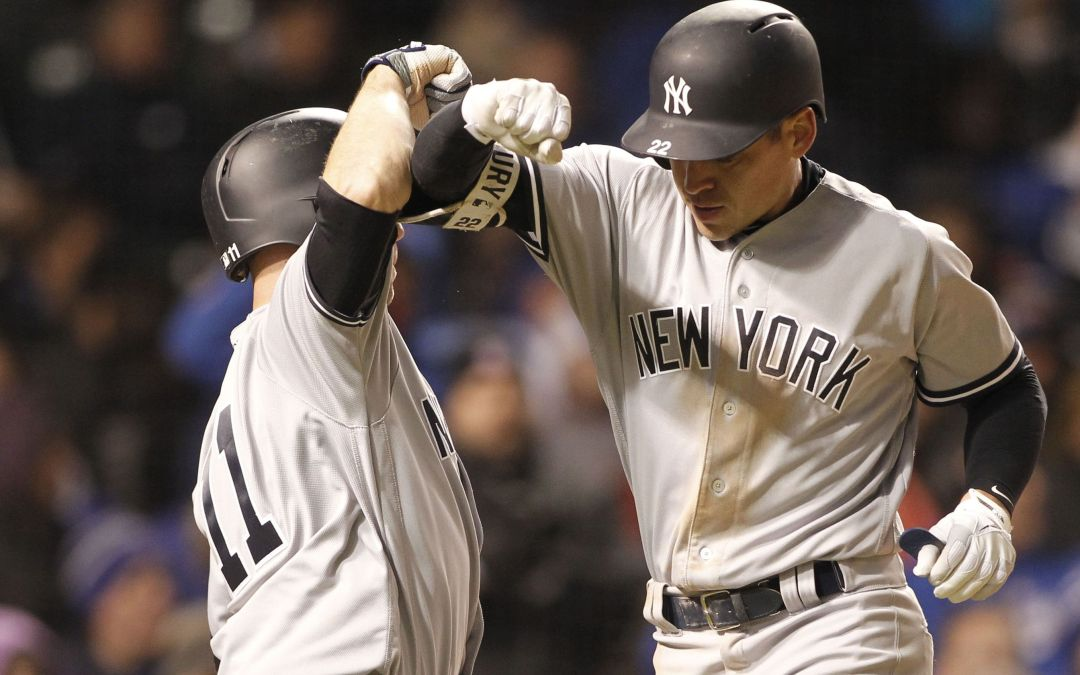 New York Yankees, Chicago Cubs combine for record 48 strikeouts