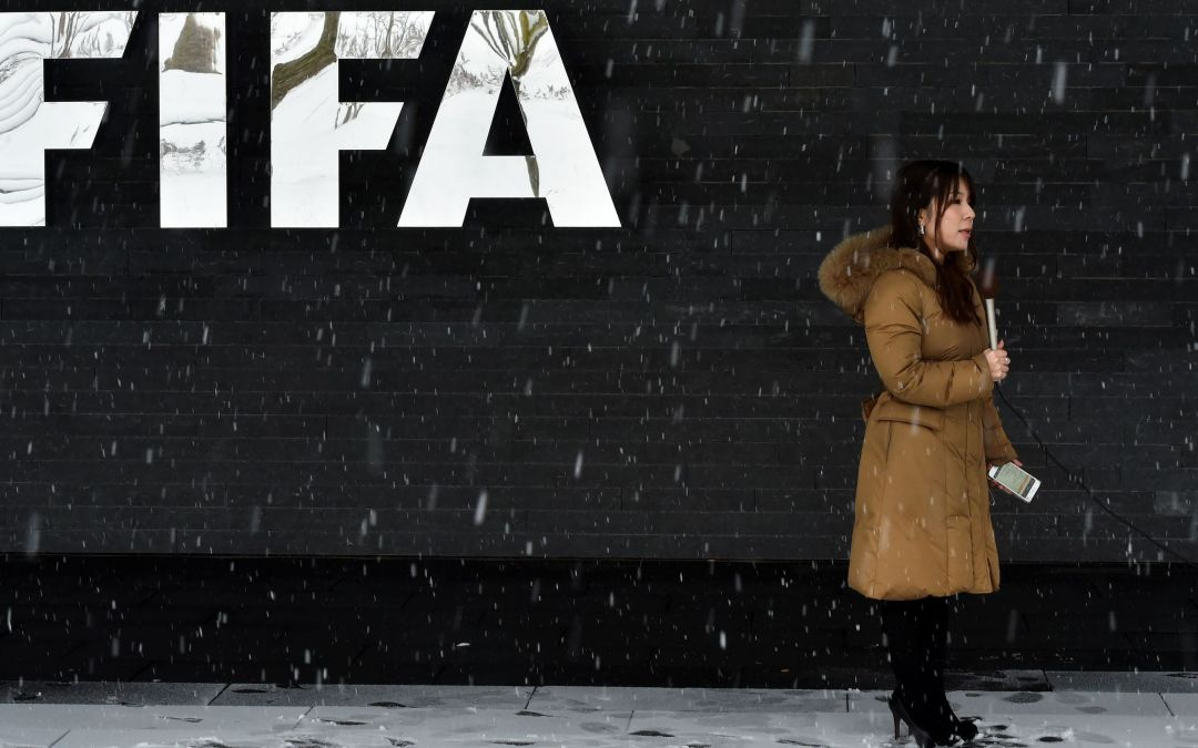 FIFA still hurting world soccer, as latest election shows